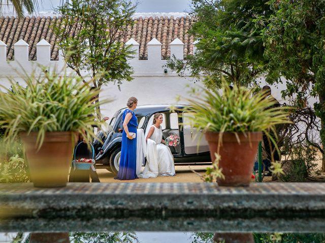 La boda de David y Paula en Montequinto, Sevilla 13