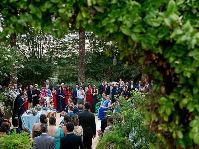 La boda de David y Paula en Montequinto, Sevilla 14