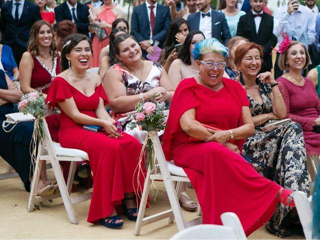La boda de David y Paula en Montequinto, Sevilla 16