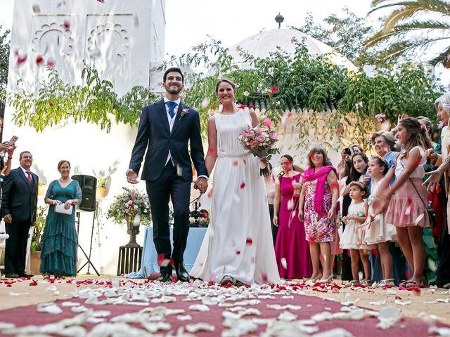 La boda de David y Paula en Montequinto, Sevilla 17