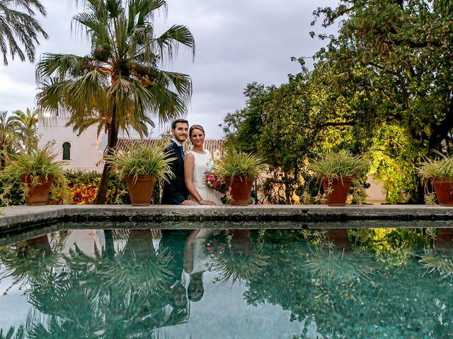 La boda de David y Paula en Montequinto, Sevilla 18