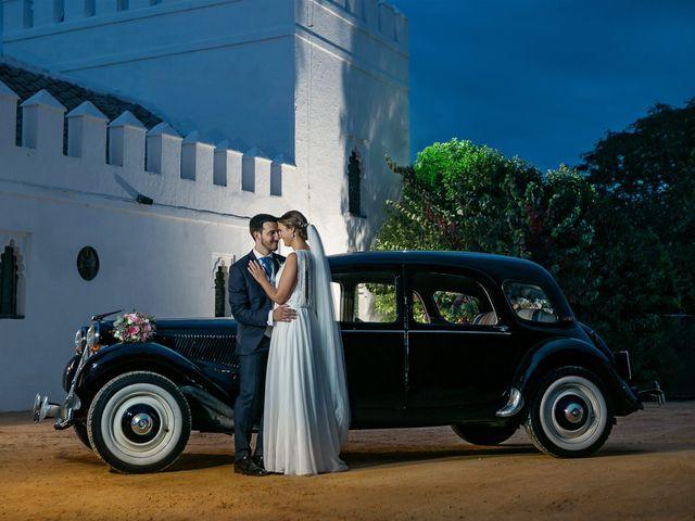 La boda de David y Paula en Montequinto, Sevilla 19
