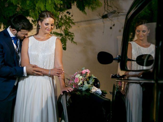 La boda de David y Paula en Montequinto, Sevilla 20