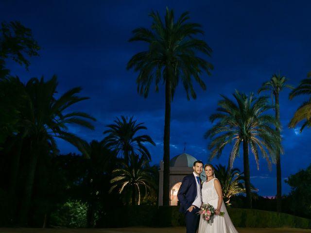 La boda de David y Paula en Montequinto, Sevilla 21