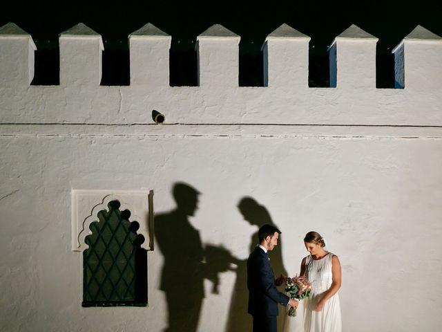 La boda de David y Paula en Montequinto, Sevilla 22
