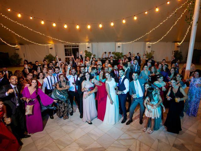 La boda de David y Paula en Montequinto, Sevilla 28