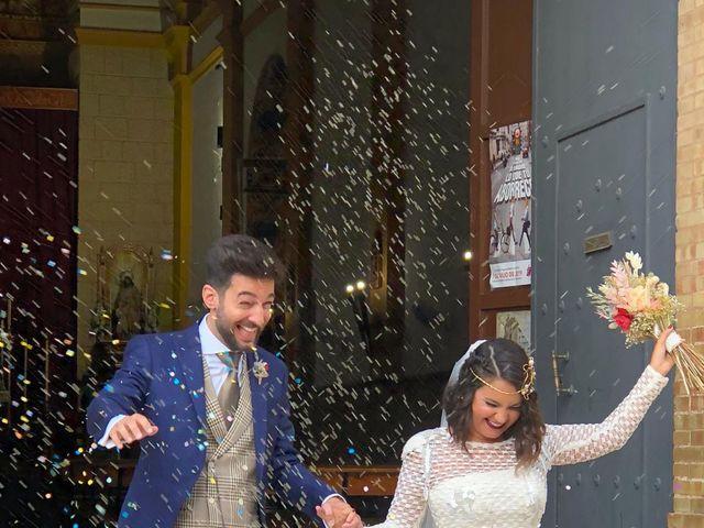 La boda de Juanma y Sara en Huelva, Huelva 7