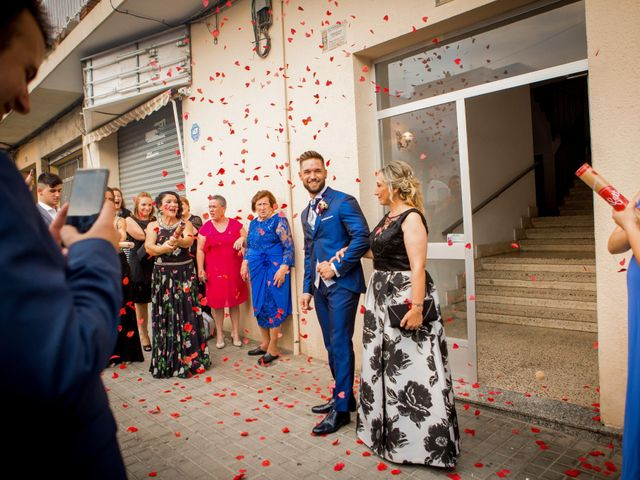 La boda de Sheila y Adrián en Puçol, Valencia 9