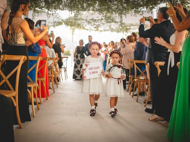 La boda de Sheila y Adrián en Puçol, Valencia 19