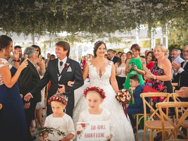 La boda de Sheila y Adrián en Puçol, Valencia 21