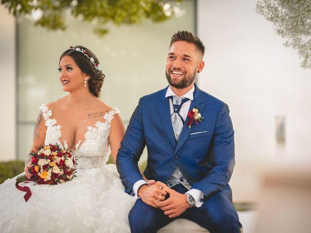 La boda de Sheila y Adrián en Puçol, Valencia 22