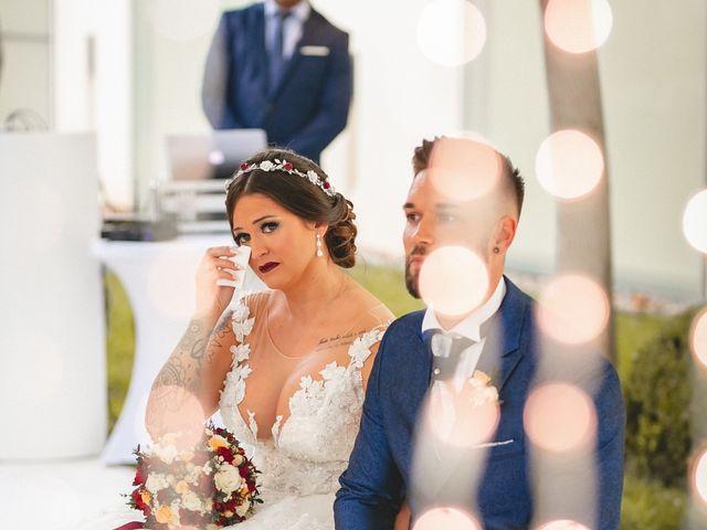 La boda de Sheila y Adrián en Puçol, Valencia 24