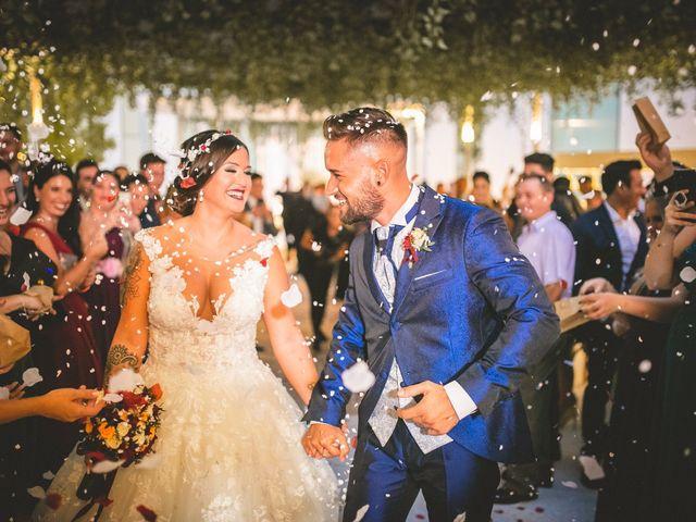 La boda de Sheila y Adrián en Puçol, Valencia 31