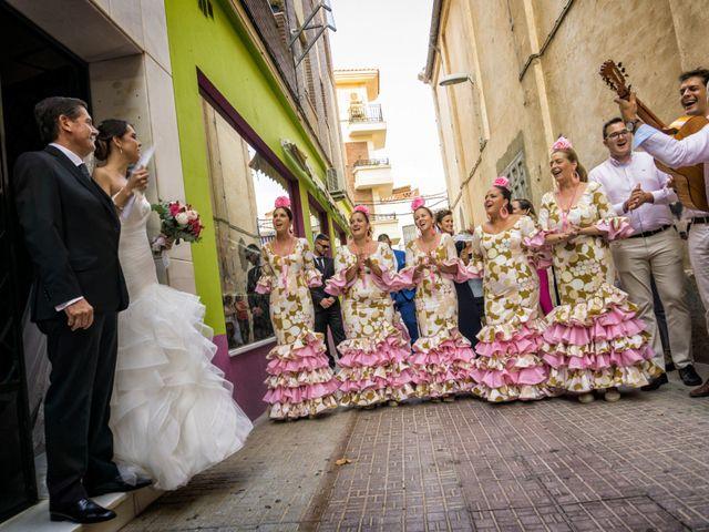 La boda de Edu y Cristina en Motril, Granada 16