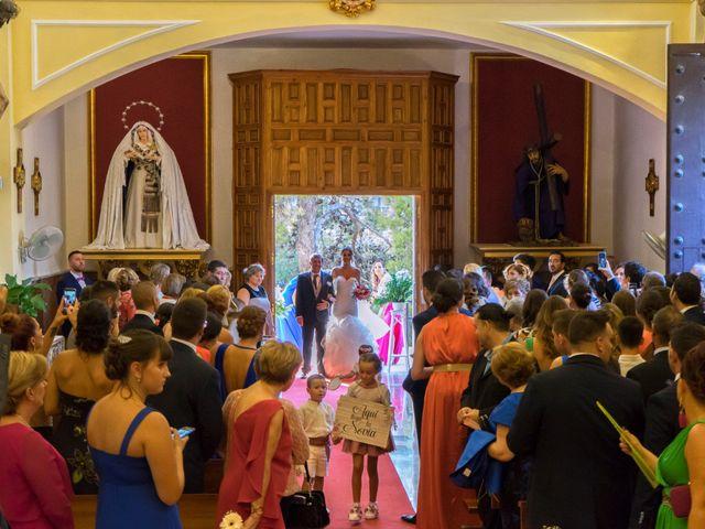 La boda de Edu y Cristina en Motril, Granada 18