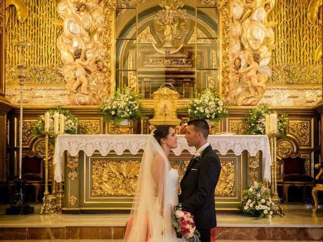La boda de Edu y Cristina en Motril, Granada 20