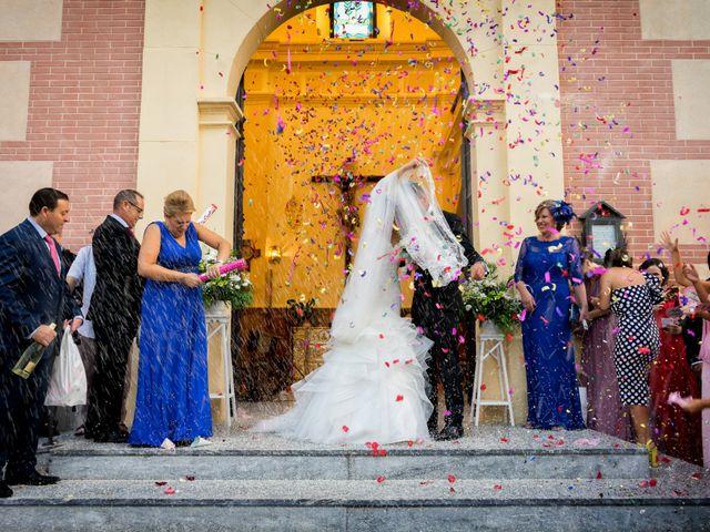 La boda de Edu y Cristina en Motril, Granada 21