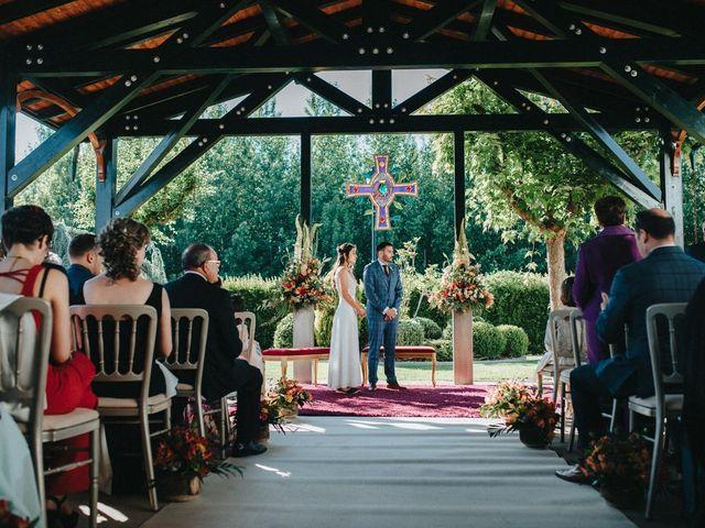 La boda de Diana y Diego en León, León 10