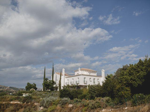 La boda de Marta y Ismael en Velez Malaga, Málaga 3