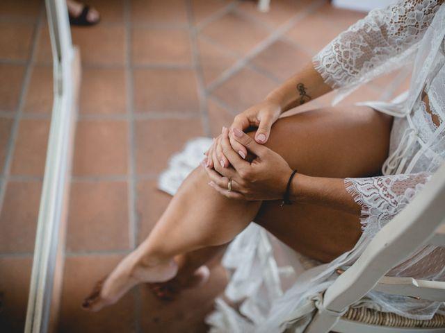 La boda de Marta y Ismael en Velez Malaga, Málaga 8