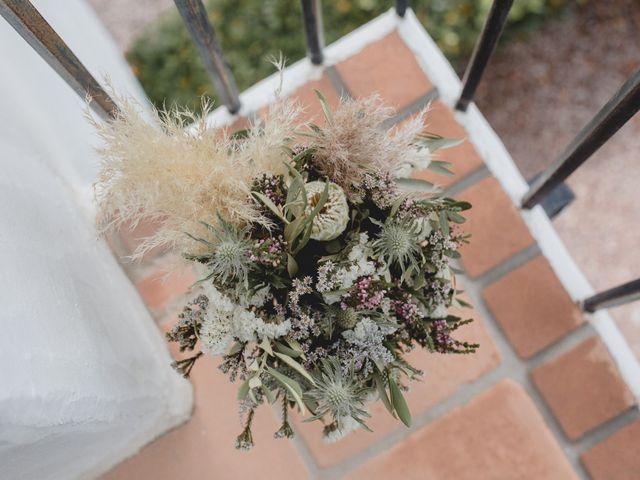 La boda de Marta y Ismael en Velez Malaga, Málaga 13