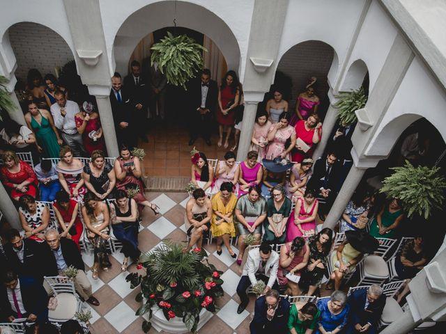 La boda de Marta y Ismael en Velez Malaga, Málaga 26