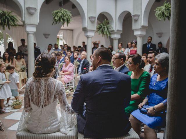 La boda de Marta y Ismael en Velez Malaga, Málaga 27