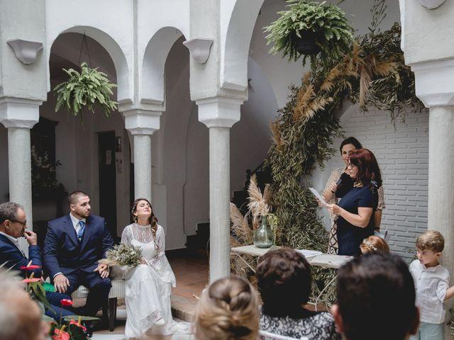 La boda de Marta y Ismael en Velez Malaga, Málaga 28