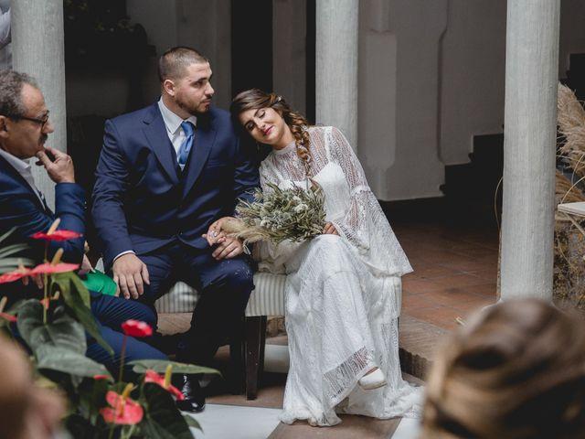 La boda de Marta y Ismael en Velez Malaga, Málaga 29