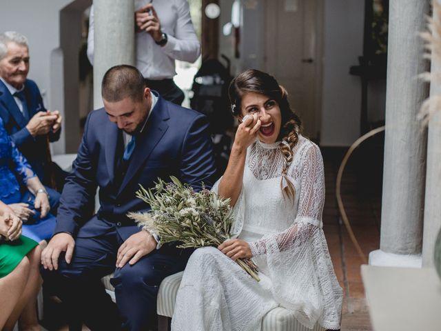 La boda de Marta y Ismael en Velez Malaga, Málaga 30