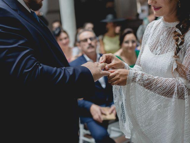La boda de Marta y Ismael en Velez Malaga, Málaga 31