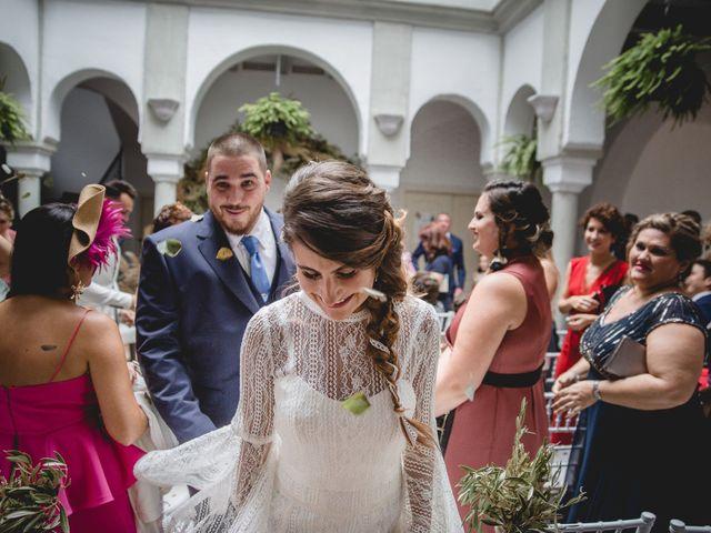 La boda de Marta y Ismael en Velez Malaga, Málaga 32