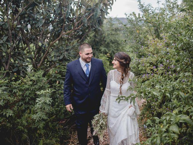 La boda de Marta y Ismael en Velez Malaga, Málaga 35