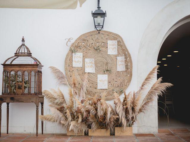 La boda de Marta y Ismael en Velez Malaga, Málaga 42