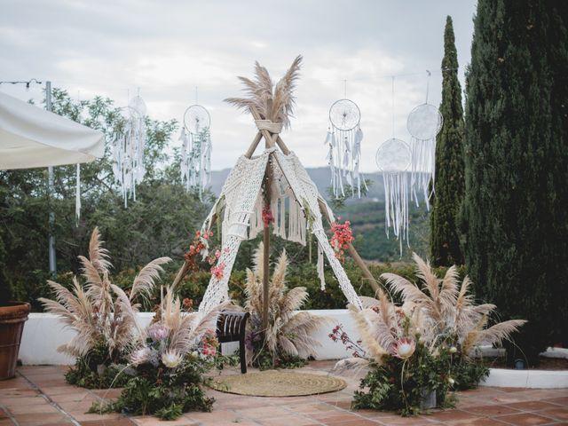 La boda de Marta y Ismael en Velez Malaga, Málaga 47