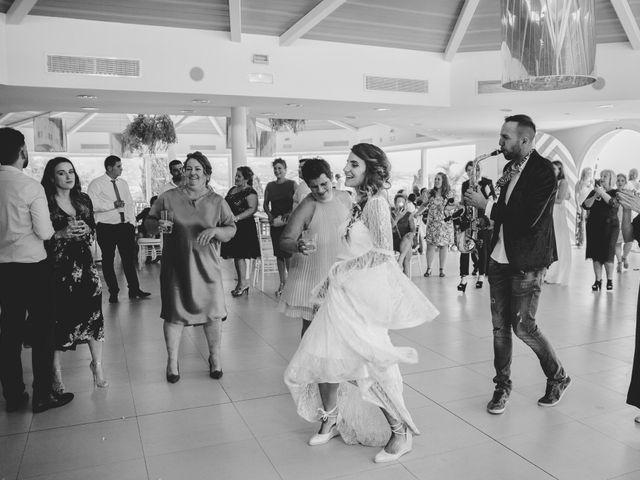 La boda de Marta y Ismael en Velez Malaga, Málaga 50