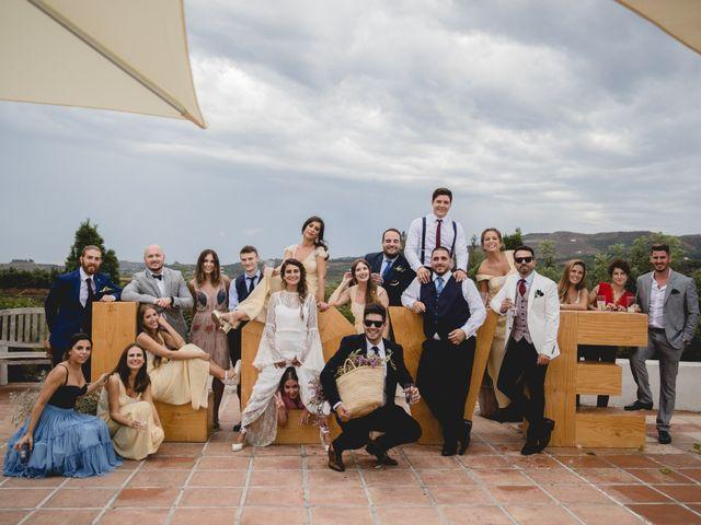 La boda de Marta y Ismael en Velez Malaga, Málaga 53