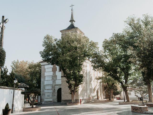 La boda de Maria y Luis en Cubas De La Sagra, Madrid 4