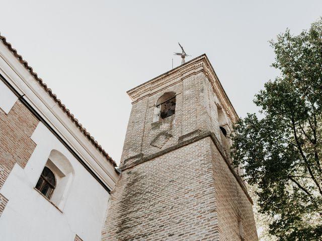 La boda de Maria y Luis en Cubas De La Sagra, Madrid 5