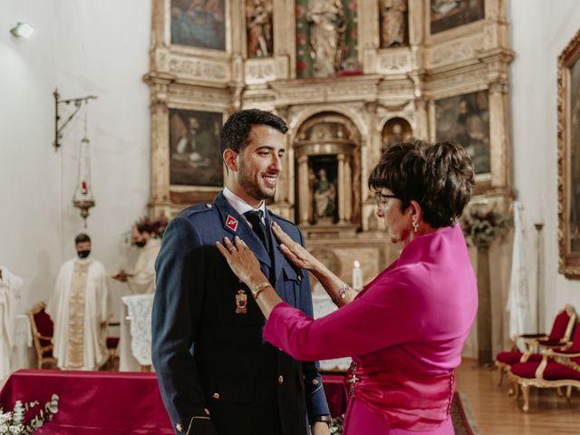 La boda de Maria y Luis en Cubas De La Sagra, Madrid 28