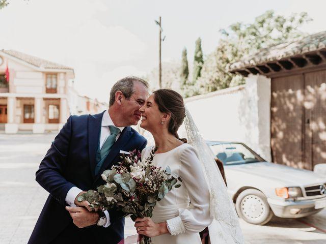 La boda de Maria y Luis en Cubas De La Sagra, Madrid 29