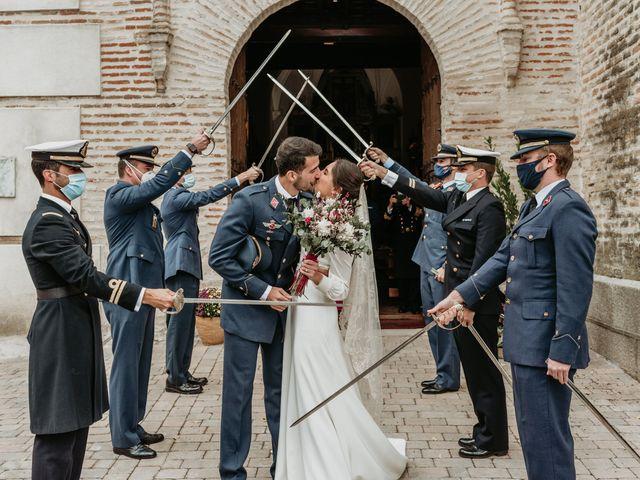 La boda de Maria y Luis en Cubas De La Sagra, Madrid 1