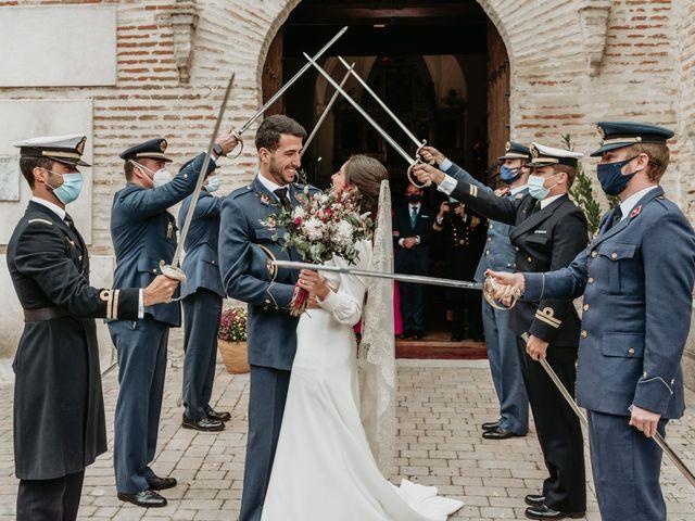 La boda de Maria y Luis en Cubas De La Sagra, Madrid 34