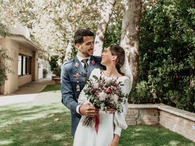 La boda de Maria y Luis en Cubas De La Sagra, Madrid 2