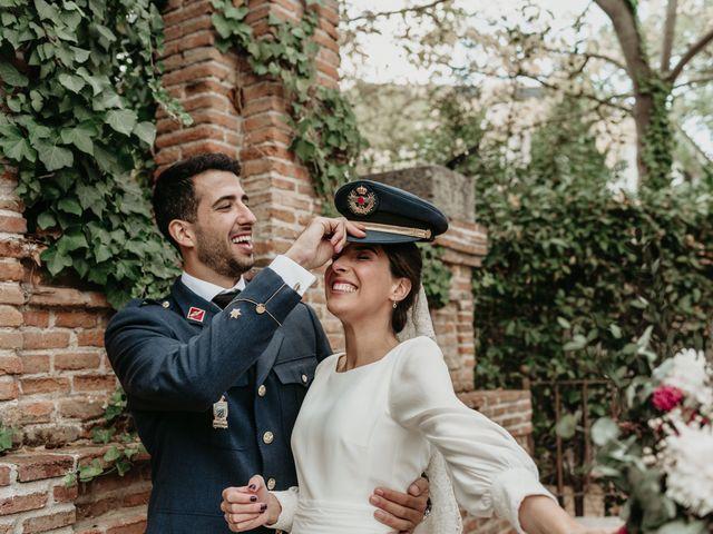 La boda de Maria y Luis en Cubas De La Sagra, Madrid 38