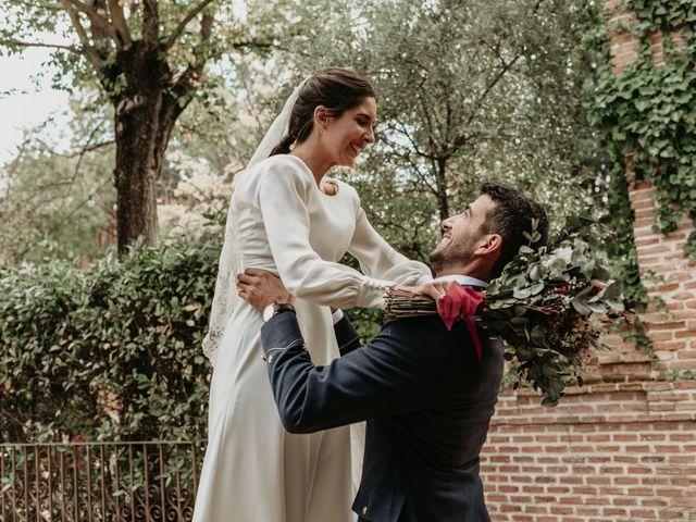 La boda de Maria y Luis en Cubas De La Sagra, Madrid 39
