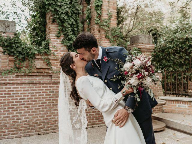 La boda de Maria y Luis en Cubas De La Sagra, Madrid 40