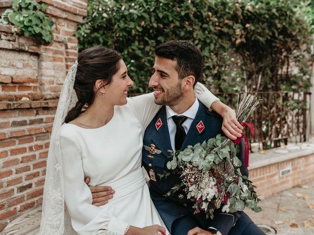 La boda de Maria y Luis en Cubas De La Sagra, Madrid 41