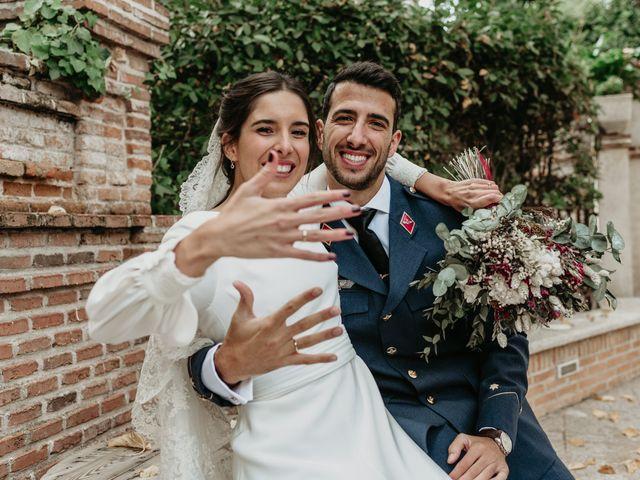 La boda de Maria y Luis en Cubas De La Sagra, Madrid 42