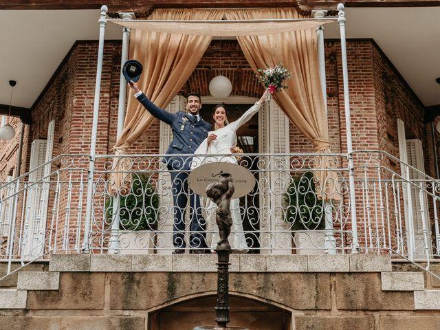 La boda de Maria y Luis en Cubas De La Sagra, Madrid 43